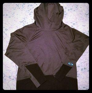 Oakley lightweight sweatshirt